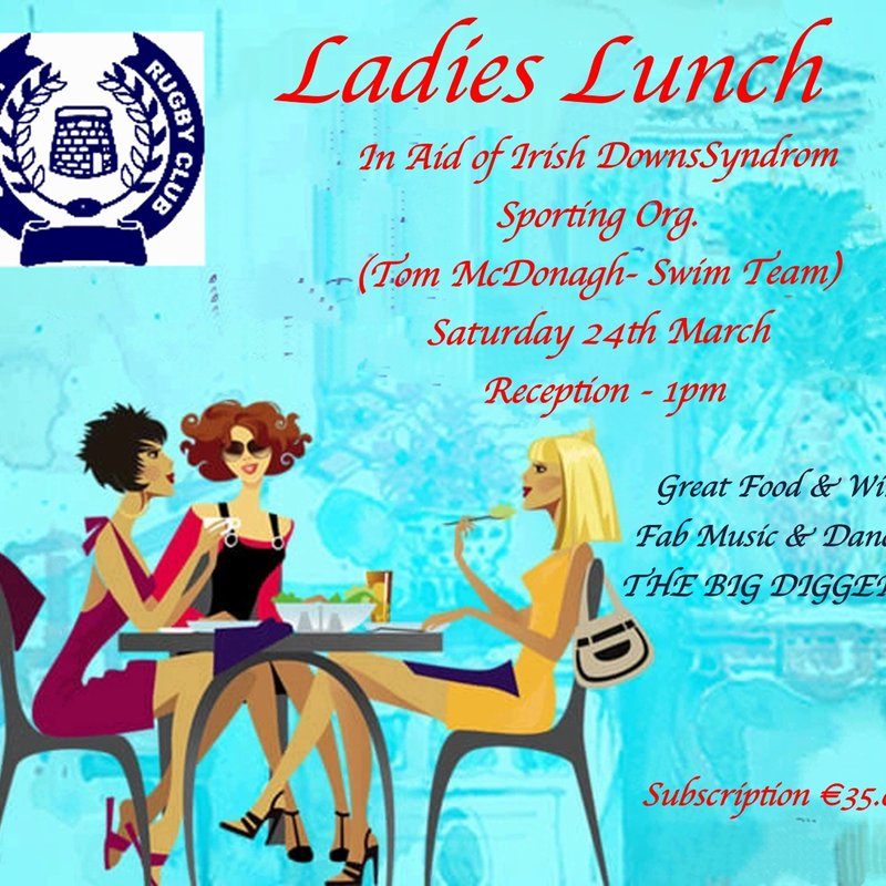BREAKING NEWS - LADIES LUNCH