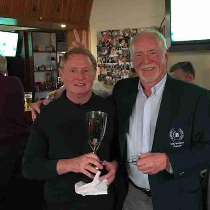 Seapoint Golf Society - Presidents Prize 2018