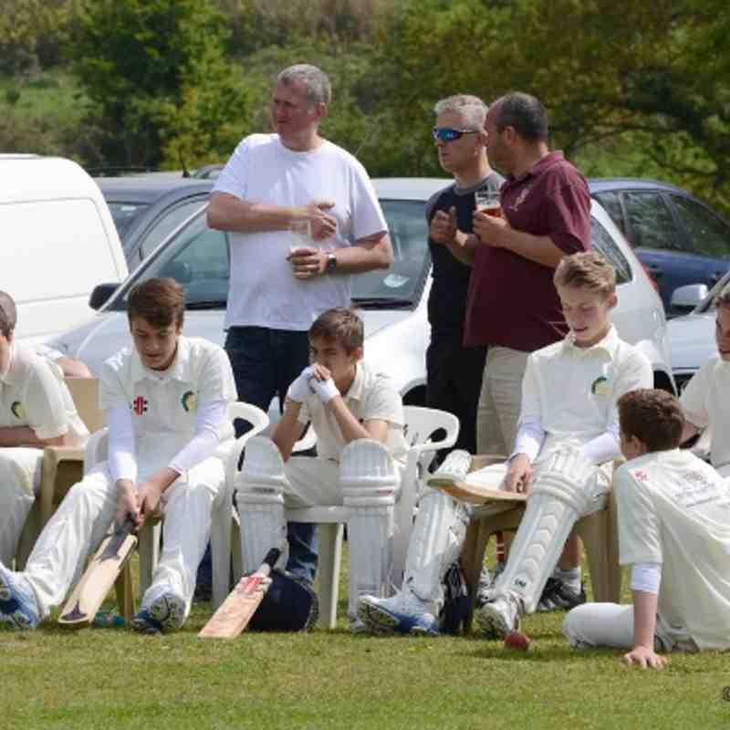 2013-05-19 - Bentley U16s vs Horndon on the Hill (@Bentley)