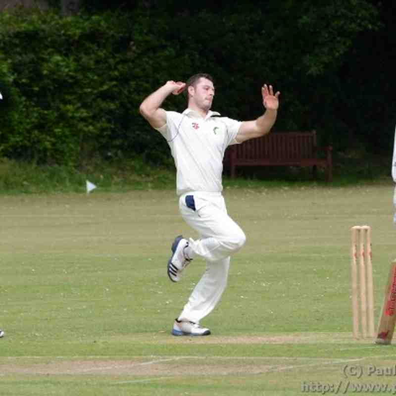 2014-06-14 - Bentley 2nds vs Rayleigh 1sts (League)