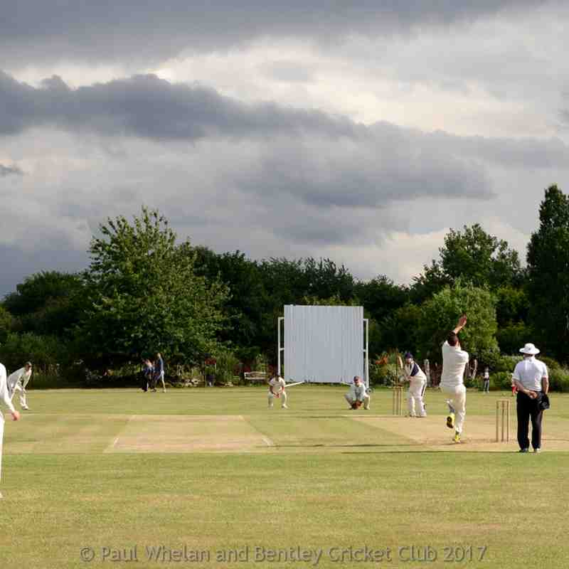 2017-06-24 - Bentley 1sts vs Great Baddow 1sts (League)(@Bentley)