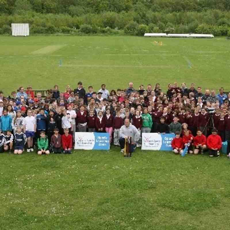 Kcc Kwik Cricket Festival 2013