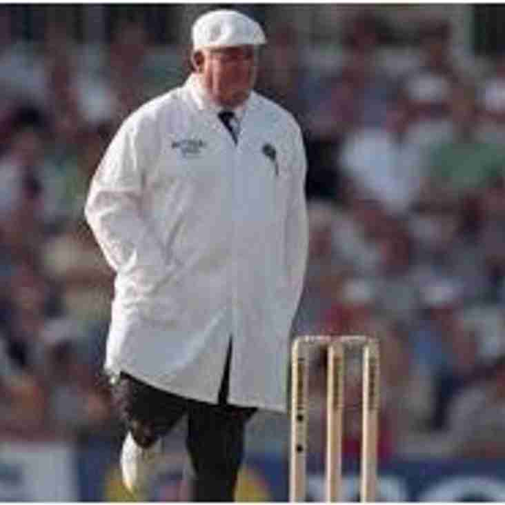 Umpires Wanted!