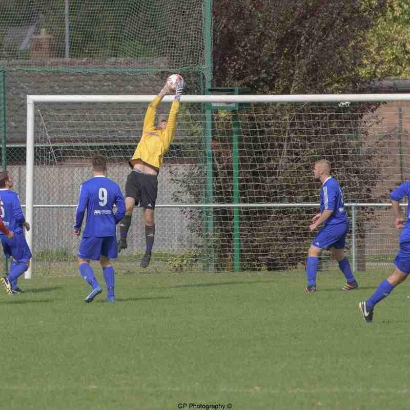 first team v Gresford