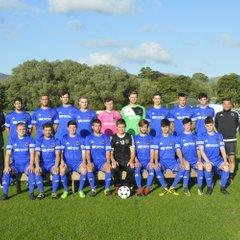 first team 2017-2018