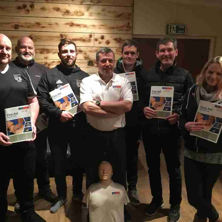 Ruthin Town First Aiders