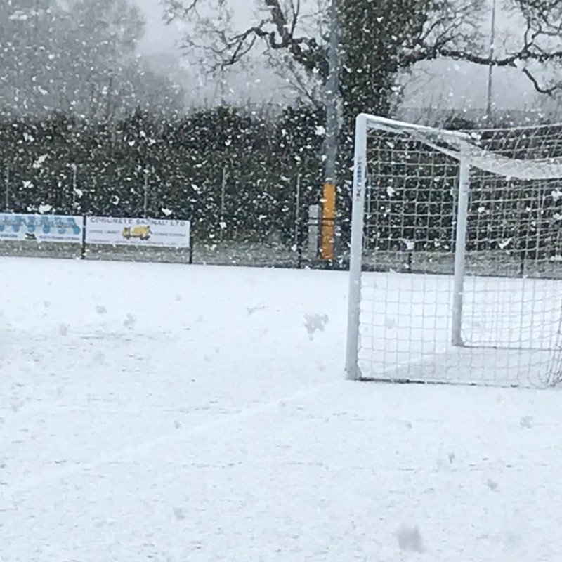 Todays Game at Bala v Queens Park is off!