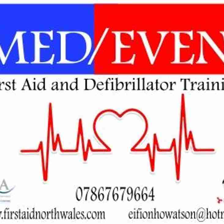 Med Event teams up with The Club