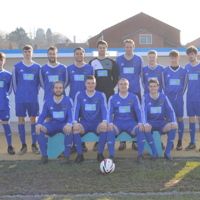 Reserves beat Hawarden Rangers 1 - 2
