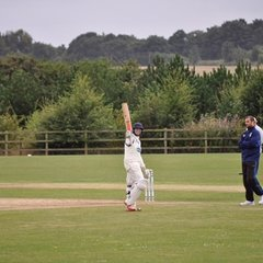 1st XI v BURLEY CRICKET CLUB - Sat 20 Aug 2016
