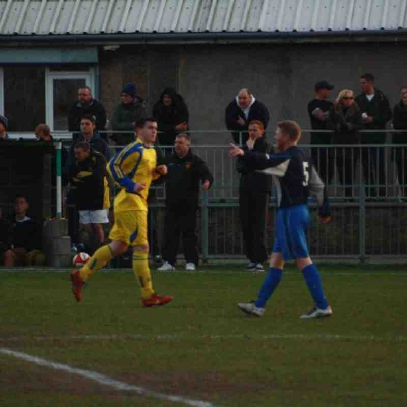 Squires Gate FC [Home]