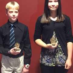 OCB County Awards For KCC Youth Players