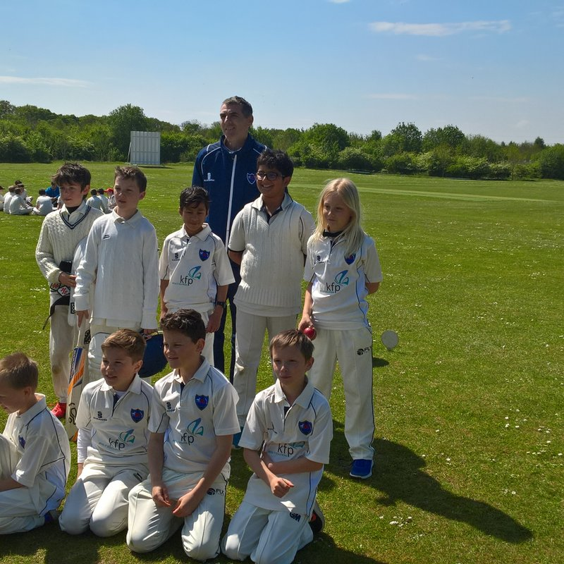 KCC u11s fall short at Cropredy
