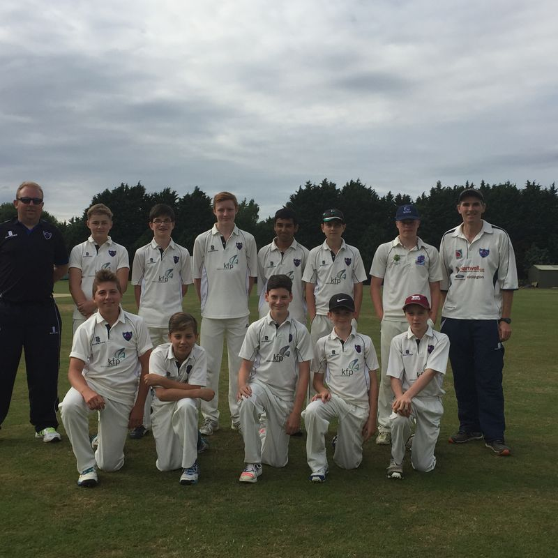 Horspath CC - Under 15 B vs. Kidlington CC - Under 15