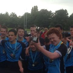 U15s Challenge Cup Final Champions 2014