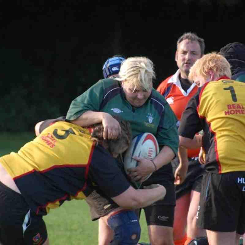 Scunthorpe Ladies V Hull Ladies
