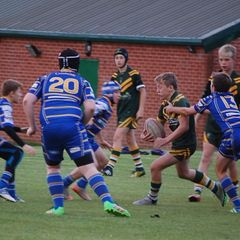 St.Annes v Crossfields