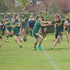 Wigan St.Cuthberts v St.Annes