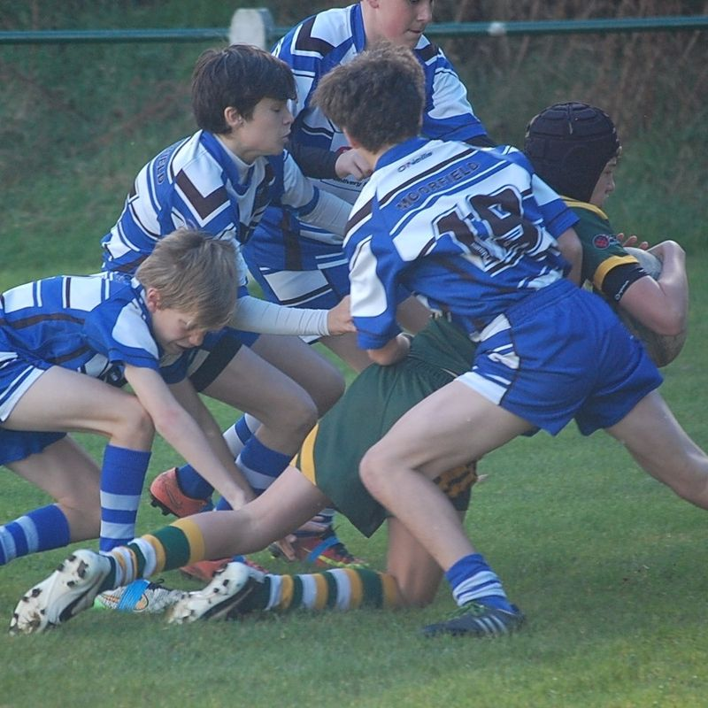 St.Annes v Widnes Moorfield