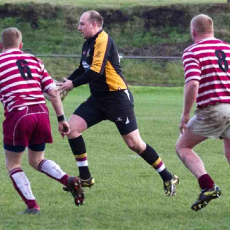 2011/12/03: Caldy 3 v Wirral 3