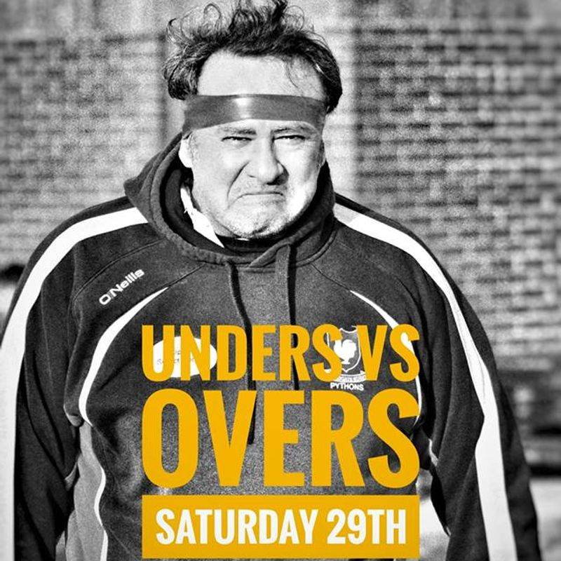 Unders v Overs 2018