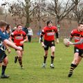 Hemsworth 27 v Harrogate Pythons 29