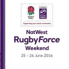 Natwest RugbyForce 2016