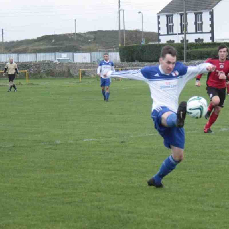 Trearddur Bay United v Corwen