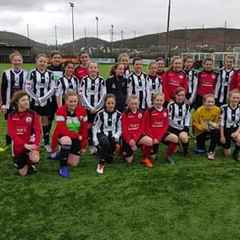 Match Report Llandudno Under 14 Girls