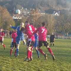 Match Report - Chirk AAA Reserves