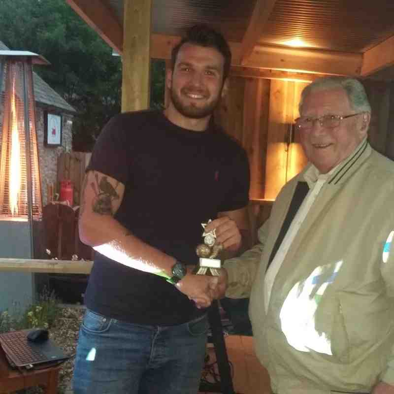 Most Improved Player of the season, Dale Davies