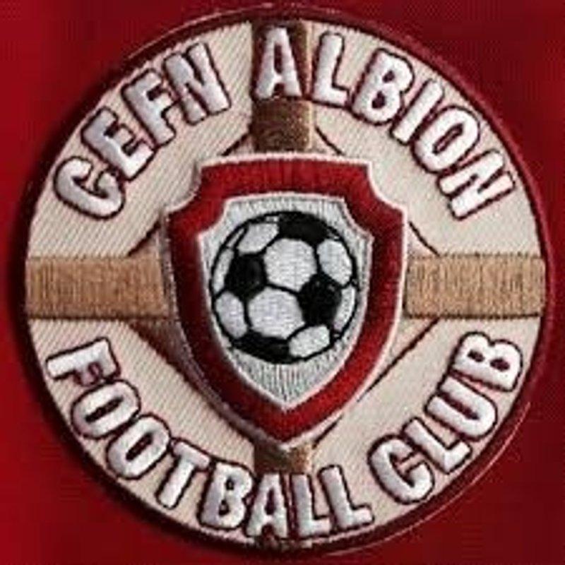 Match Report - Cefn Albion