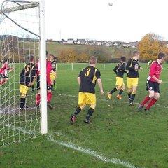 Reserve Team v Penycae - Saturday 19th November 2016