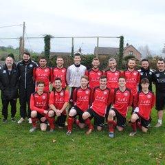 Llanfair United v First Team