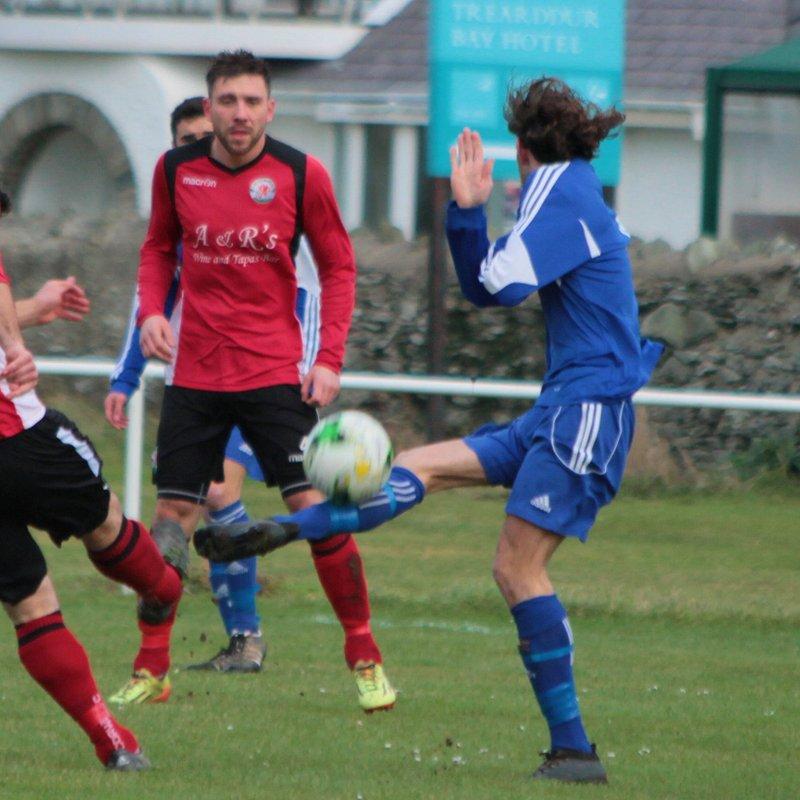 Match Report -  Trearddur Bay United