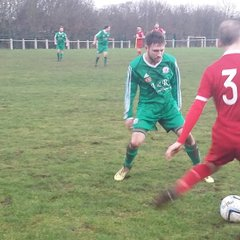 FC Nomads of Connah's Quay v First Team. 28/01/2017