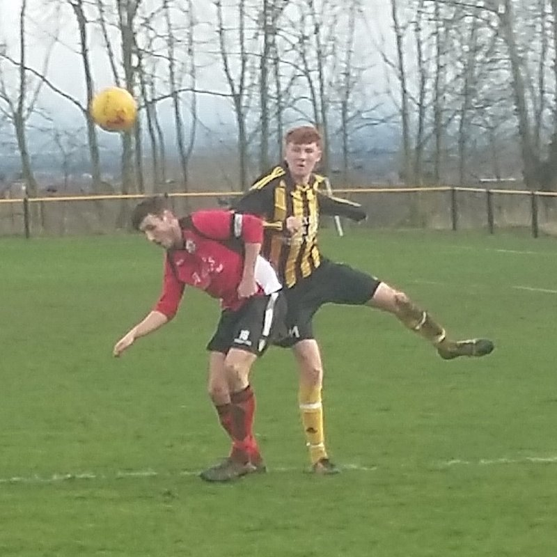 Match Report -  Brymbo Reserves