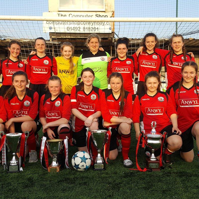 Match Report - Llandudno Girls Under 16's