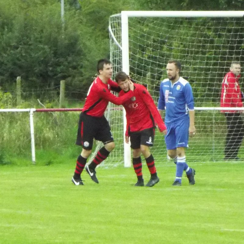 Match Report -  Gresford Athletic Reserves