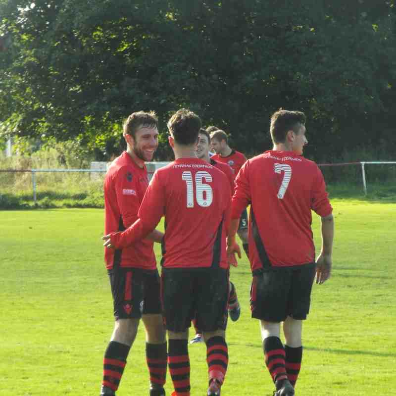 Corwen v  FC Nomads of Connah's Quay - 09/09/2017