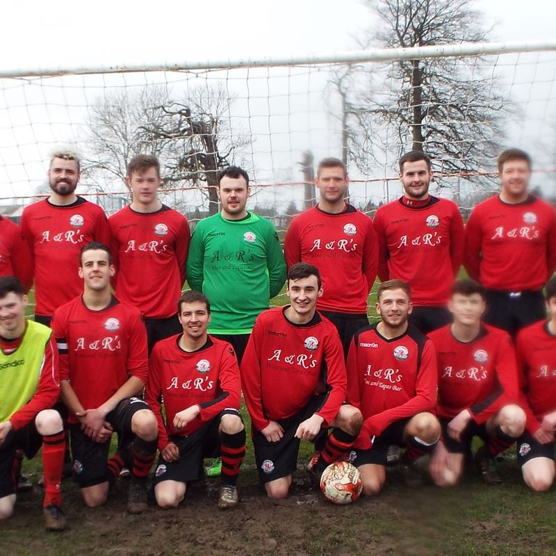 Reserve Team lose to Cefn Mawr Rangers 0 - 1