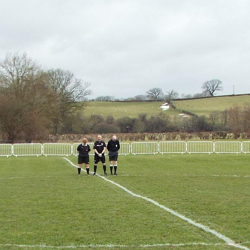 Match Report -  Brickfield Rangers