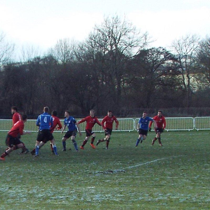 Corwen v Cefn Albion  17/03/2018