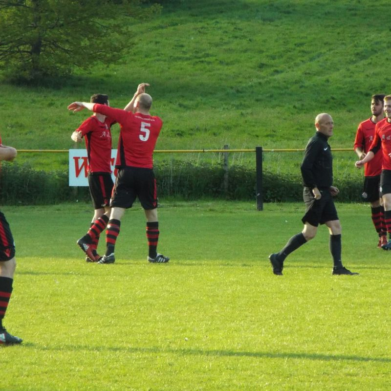 Match Report -  Lex Glyndwr