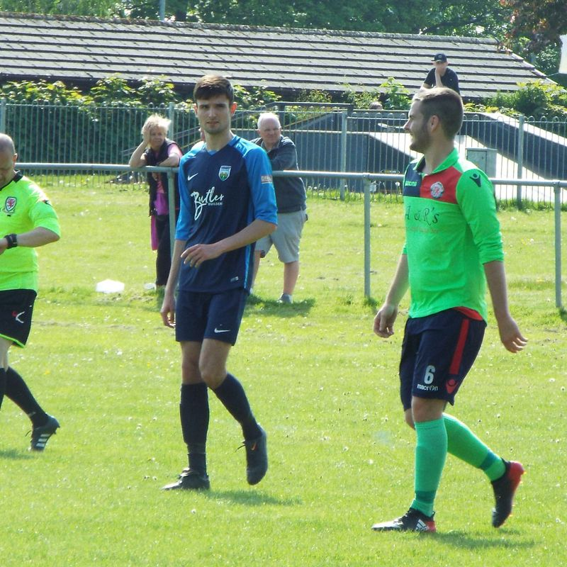 Hawarden Rangers v Corwen - 19/05/2018