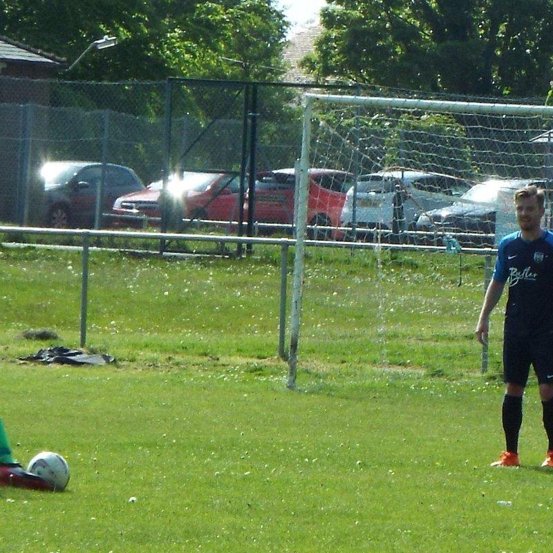 Match Report -  Hawarden Rangers