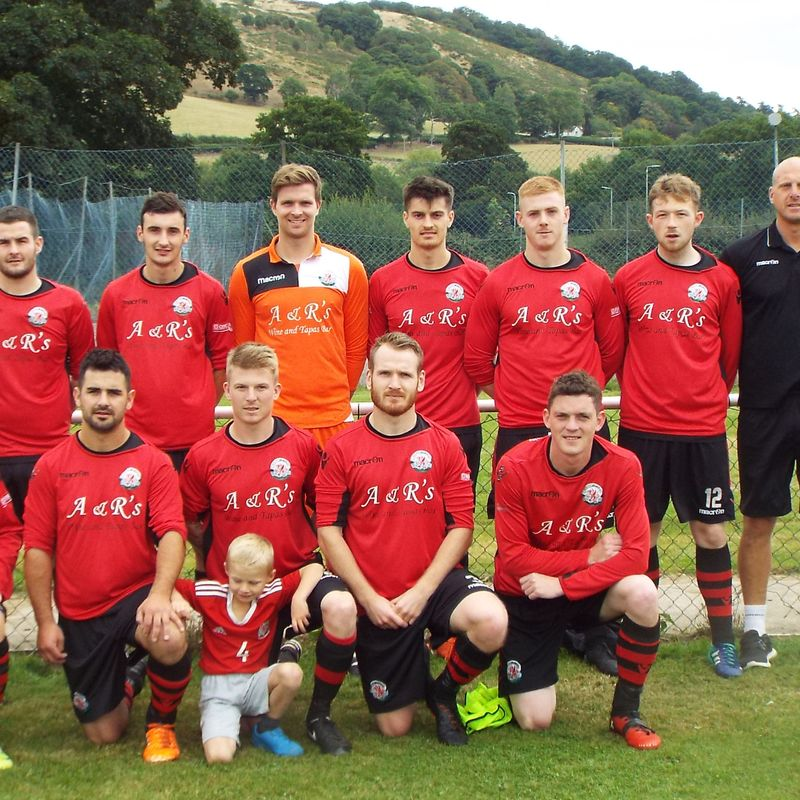 First Team beat Cefn Albion 3 - 1