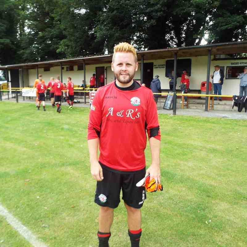 FC Queens Park v Corwen  - 27/08/2018