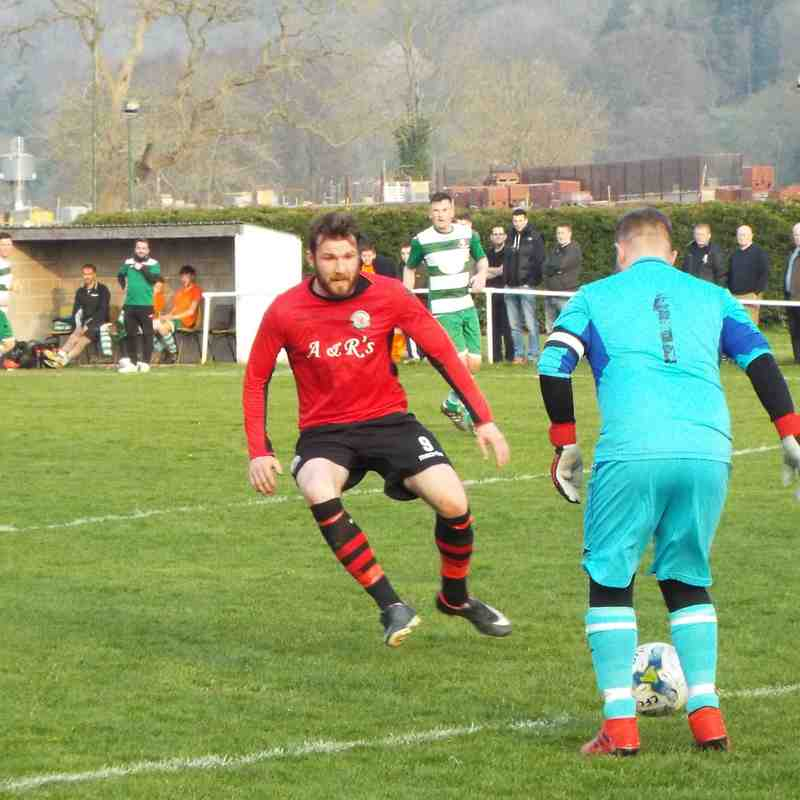 Corwen v Brickfield Rangers  - 17/04/2019