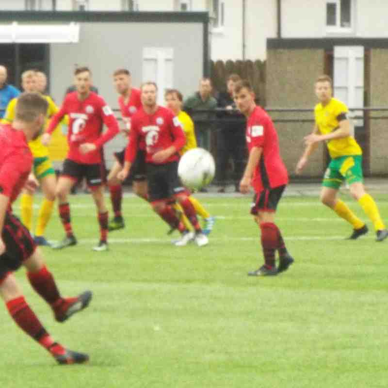 Corwen v Caernarfon Town - 10/08/2019